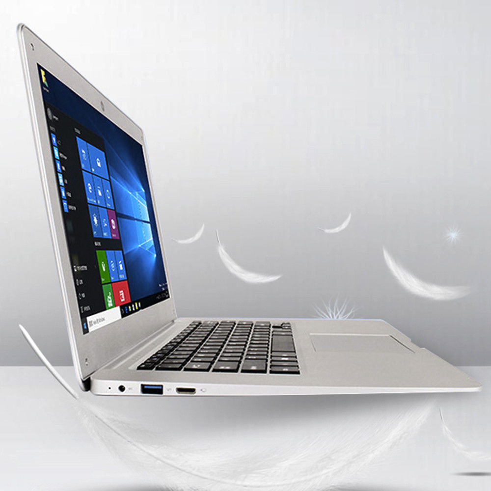Ultra-thin Laptop PC 14.1'' Netbook 1366*768 Display pixel 2GB+32GB Windows10